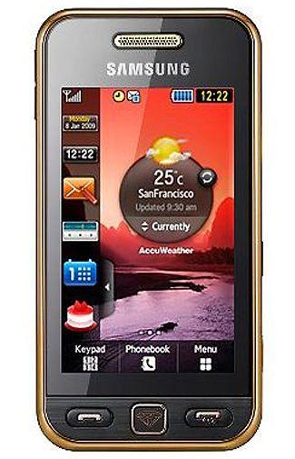 Samsung S5230 Star Gold