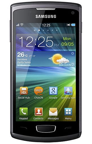 Samsung Wave 3 S8600 Black