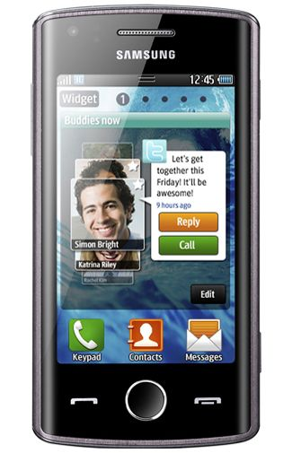 Samsung Wave 578 Black