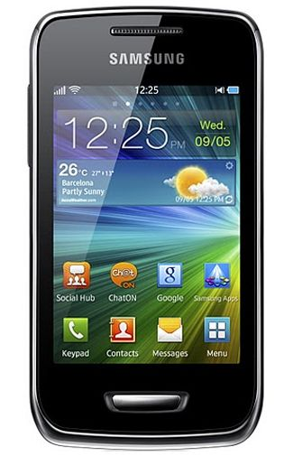 Samsung Wave Y S5380 Black