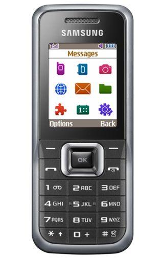 Samsung E2100 Black