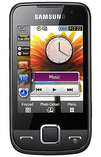 Samsung S5600 Preston Black