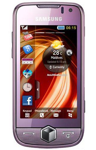 Samsung S8000 Jet Violet