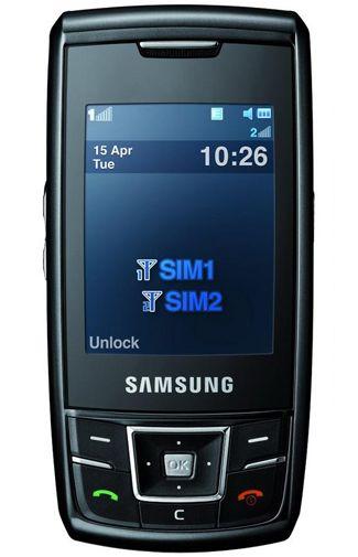 Samsung D880 Noble Black