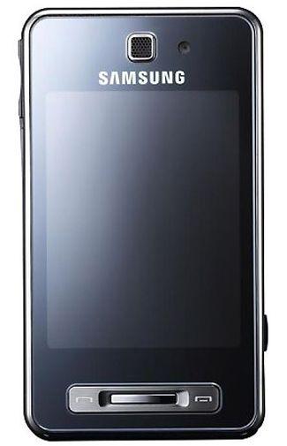 Samsung F480 Ice Silver