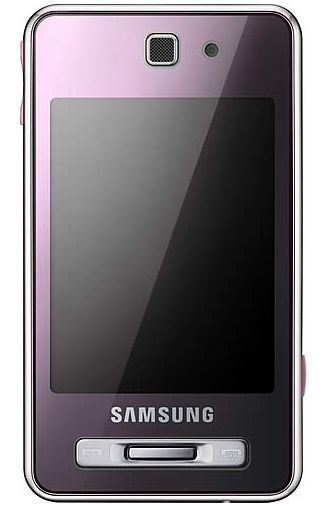 Samsung F480 Pink