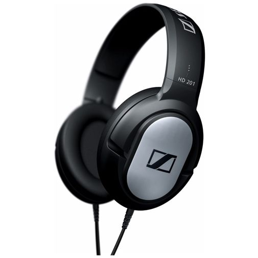 Productafbeelding van de Sennheiser Koptelefoon HD 201 Black