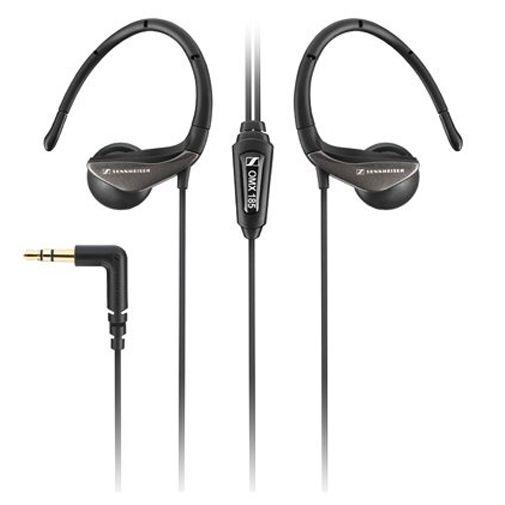 Sennheiser OMX 185 Sport Headset Black