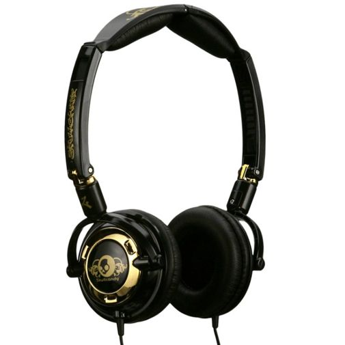 Skullcandy Lowrider Black/Gold