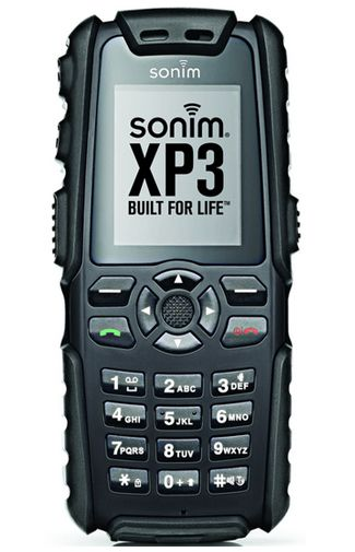 Sonim XP3 BT Enduro Black
