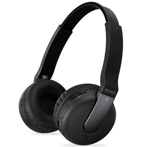 Productafbeelding van de Sony DR-BTN200M NFC Headset Bluetooth Black