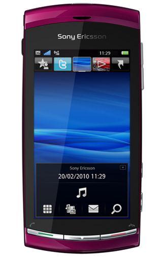 Sony Ericsson Vivaz Red
