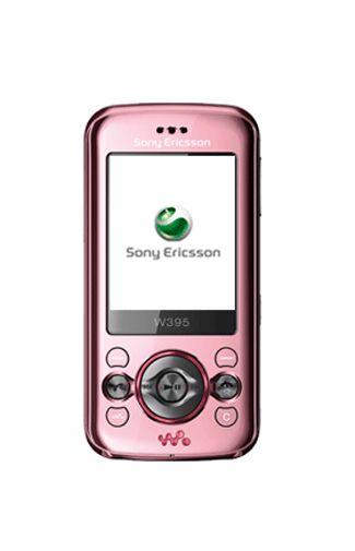 Sony Ericsson W395 Pink