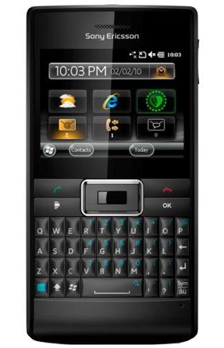 Sony Ericsson Aspen Black