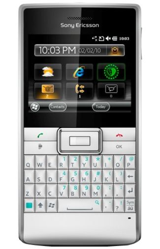 Sony Ericsson Aspen White
