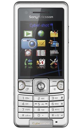 Sony Ericsson C510 Silver