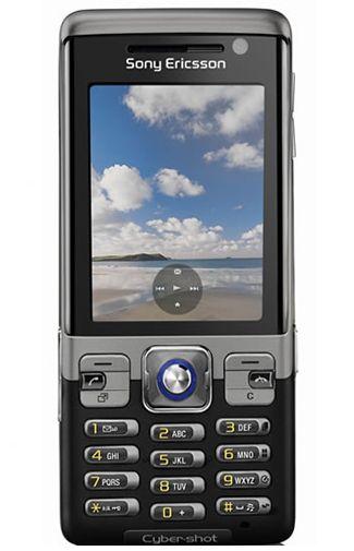 Productafbeelding Sony Ericsson C702