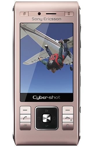 Sony Ericsson C905 Tender Rose