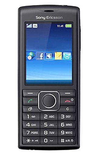 Sony Ericsson Cedar Black Red