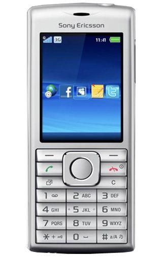 Sony Ericsson Cedar White Silver