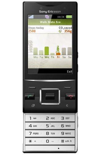 Sony Ericsson Hazel Black
