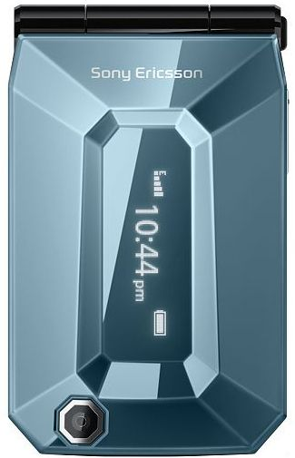 Sony Ericsson Jalou Blue