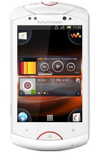 Sony Ericsson Live with Walkman White