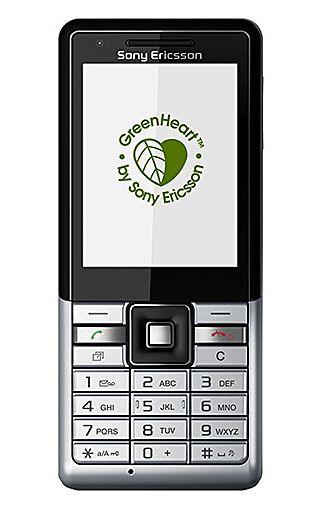 Sony Ericsson Naite Silver