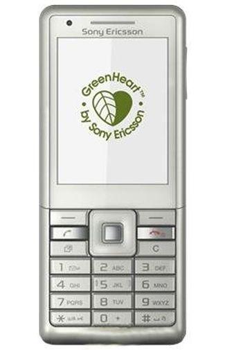 Sony Ericsson Naite White