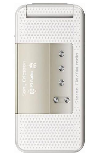 Sony Ericsson R306 Lustrous White