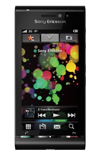 Sony Ericsson Satio Silver