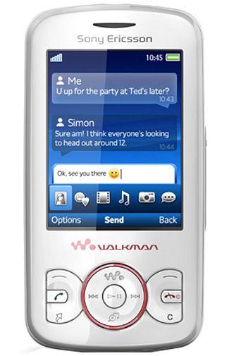 Sony Ericsson Spiro Pink