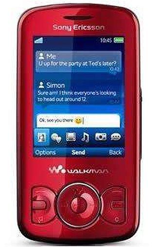Sony Ericsson Spiro Red