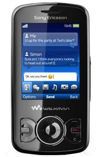 Sony Ericsson Spiro Stealth Black