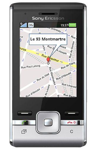 Sony Ericsson T715 Grey