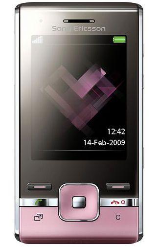 Sony Ericsson T715 Pink