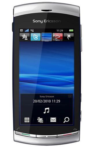 Sony Ericsson Vivaz Pro White