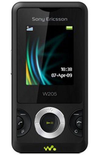 Sony Ericsson W205 Black