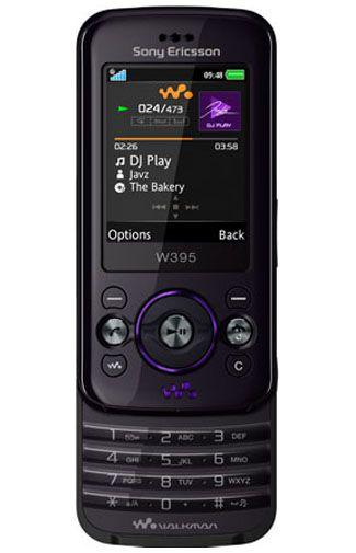 Sony Ericsson W395 Dusky Grey
