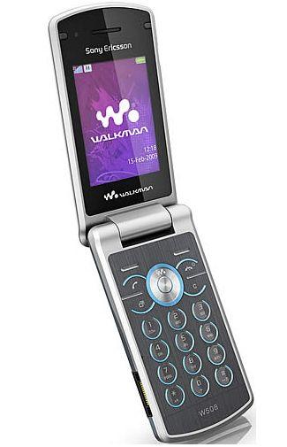 Sony Ericsson W508 White