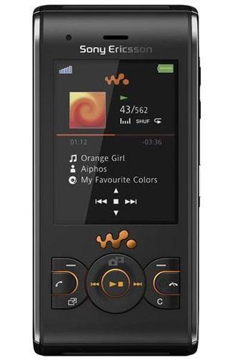 Sony Ericsson W595 Black