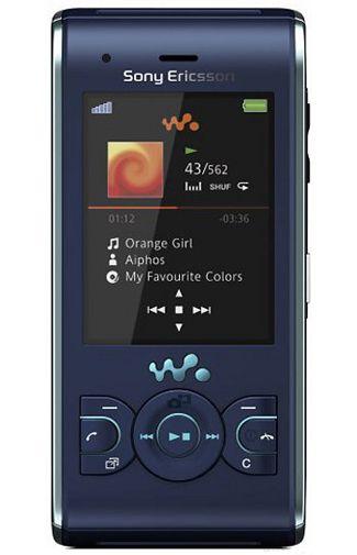 Sony Ericsson W595 Active Blue
