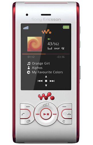 Sony Ericsson W595 Cosmopolitan White
