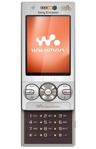 Sony Ericsson W595 Silver