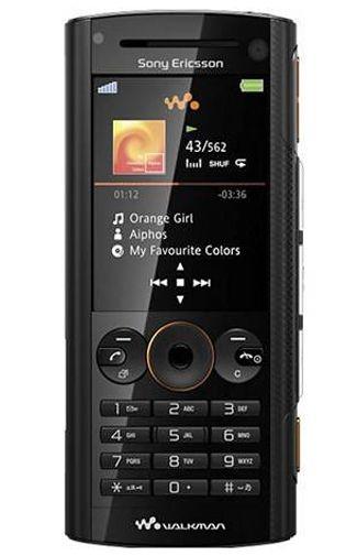 Sony Ericsson W902 Black