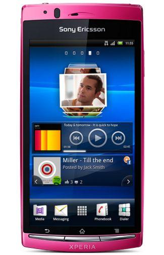 Sony Ericsson Xperia Arc S Pink