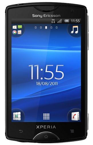 Sony Ericsson Xperia Mini Black