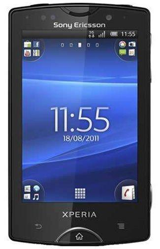 Sony Ericsson Xperia Mini Pro Turquoise
