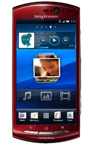 Sony Ericsson Xperia Neo Red