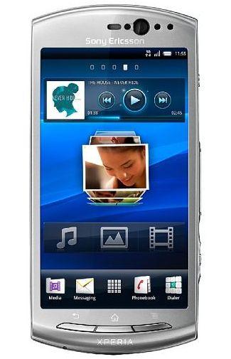 Sony Ericsson Xperia Neo Silver